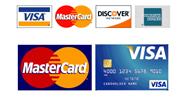 CVM garage Credit cards accepted